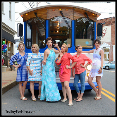 The Ciao Bella Trolley