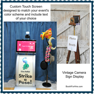Ciao Bella / Photo Booth Services